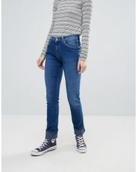 Pepe Jeans - Victoria Skinny Jeans - Lyst