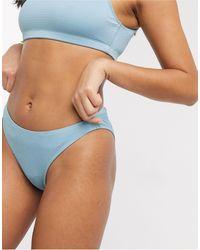 Monki - Slip bikini - Lyst