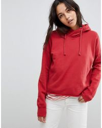 Abercrombie & Fitch - Pullover Hoodie - Lyst