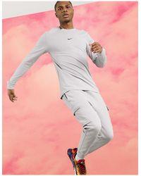Nike - Пыльно-фиолетовые Джоггеры Карго С Манжетами -фиолетовый - Lyst