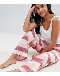 Vero Moda - Pyjama Bottoms - Lyst