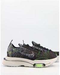 Nike - Черные Кроссовки Air Zoom-type Revival-черный Цвет - Lyst