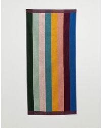 Paul Smith Полотенце В Полоску Artist - Многоцветный