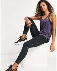 Nike Miler Tank - Purple