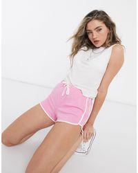 TOPSHOP Short - Rose