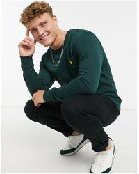 Lyle & Scott Crew Neck Sweatshirt - Green