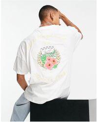 Liquor N Poker – T-Shirt - Weiß