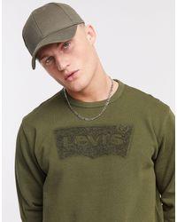 Levi's Graphic Crew Neck Sweatshirt - Green