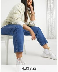 Levi's Jeans crop 501 - Blu