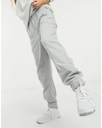 Urban Bliss Co-ord Cuffed jogger - Grey
