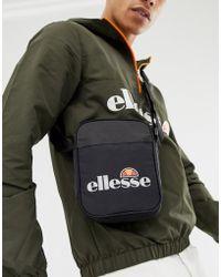 0e492d334dc1 PUMA Plus Portable Bag In Black 07548601 in Black for Men - Lyst