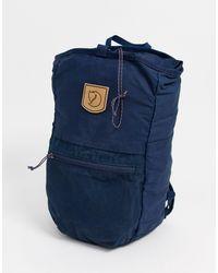 Fjallraven – High Coast – Backpack - Blau