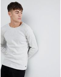 Esprit - Muscle Fit Long Sleeve Top - Lyst
