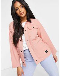 Vans - Розовая Куртка Drill Chore-розовый Цвет - Lyst
