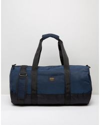 Carhartt WIP Military Duffle Bag - Blue