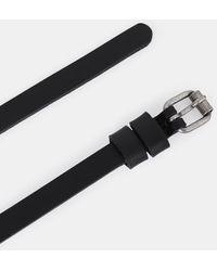 Aspesi Classic Belt - Black