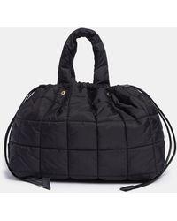 Aspesi Bags & Backpacks - Quilted Nylon Bag Black 100% Nylon One Size