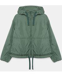 Aspesi Outerwear - Tortellino Jacket Green 100% Nylon Xs