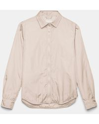 Aspesi - Camisas y Tops - Chaqueta/Camisa Tomino COLORETE 100% nylon XS - Lyst