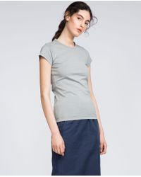 Aspesi Jersey Sweatshirt - Grey
