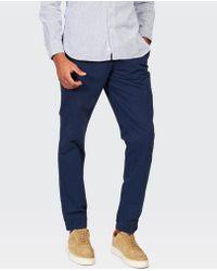 Aspesi - Elastic Bottom Sport Trousers - Lyst