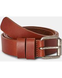 Aspesi Classic Belt - Brown