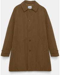 Aspesi Coats & Raincoats - Vodka Le Raincoat Military 53% Cotton 47% Polyester Xs - Green