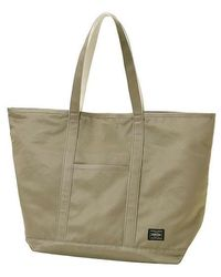 Porter Porter - Yoshida & Co Weapon Tote Bag L - Natur