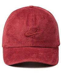 Nike Corduroy Cap Futura - Rot