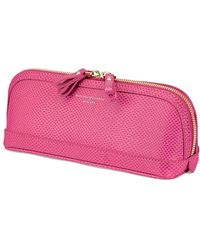 Aspinal - Hepburn Cosmetic Case - Lyst