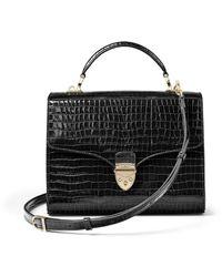 Aspinal of London Mayfair Bag - Black