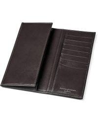 Aspinal - Slim Breast Pocket Wallet - Lyst