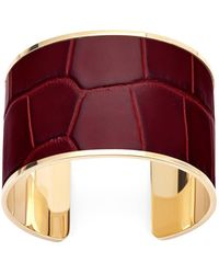 Aspinal - Cleopatra Cuff Bracelet - Lyst