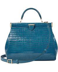 Aspinal - Large Florence Frame Bag - Lyst