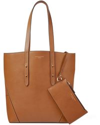 Aspinal - The Regent Tote - Lyst