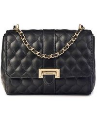 Aspinal of London Lottie Bag With Top Handle - Black