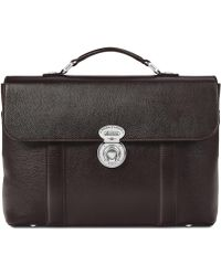 Aspinal - The Aerodrome Briefcase - Lyst