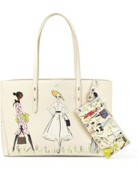 Aspinal - Giles X Aspinal Regent Tote - Lyst