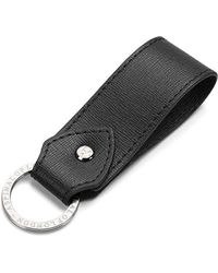 Aspinal - The Leather Loop Key Ring - Lyst
