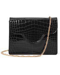 Aspinal of London Small Ava Bag - Black