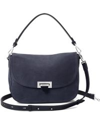Aspinal - The Slouchy Saddle Bag - Lyst