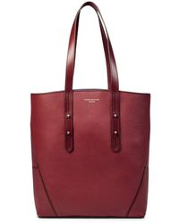 Aspinal of London Essential 'a' Tote - Multicolour