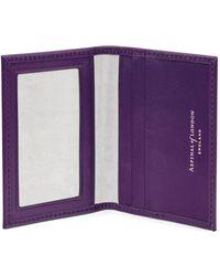 Aspinal - Id & Travel Card Case - Lyst