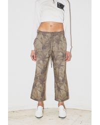 Assembly - Palm Camo Pleat Pant - Lyst