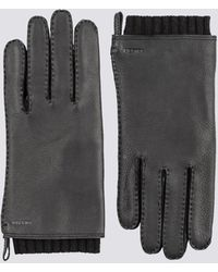 Hestra Leather Tony Glove - Black