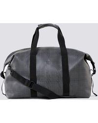 Rains Water Resistant Weekend Bag - Gray