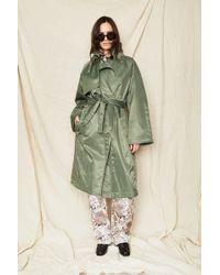 Reality Studio Olive An Coat - Green