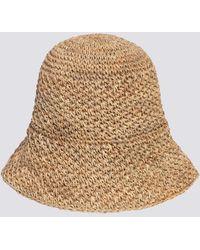Clyde Seagrass Opia Hat - Multicolour