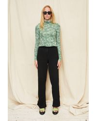 Assembly - Green Optical Turtleneck - Lyst