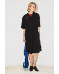 Assembly - D Ring Dress - Black - Lyst